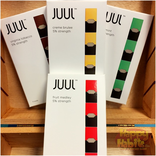 image relating to Juul Printable Coupon titled Juul Pods - Pleased Routines