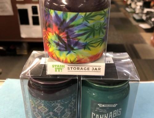 Stash Jars!
